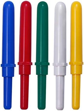 5ピース リッパー シームリッパー 裁断道具 プラスチックハンドル スチール