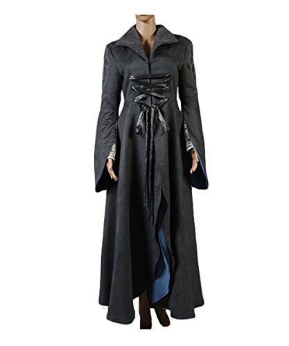 Arwen Dress Adult Costumes (The Lord of the Rings Arwen Chase Dress Costume Halloween Outfit Medium)