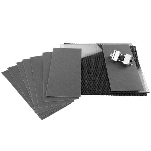 Fine Glass Plate Sharpening Kit