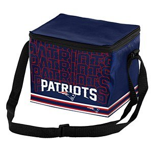 New England Patriots Impact 12 Lunch Bag
