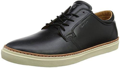 Gant Bari, Sneaker Uomo Black (Black)