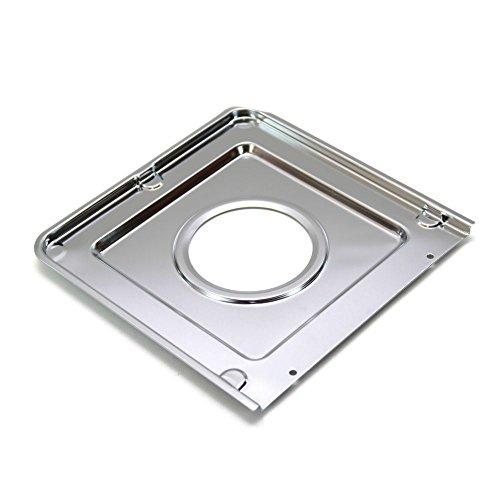 316011403 Frigidaire Range Square Gas Drip Pan (Gas Range Drip Pans Square)