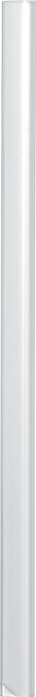 Durable Eurobar - Dorsi per rilegatura, 6mm, formato A4, confezione da 50, colore: Trasparente 294119
