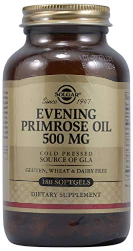 Solgar - Evening Primrose Oil, 500 mg, 180 Softgels ()