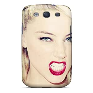 Premium Gbl7925sRsr Case With Scratch-resistant/ Amber Heard Case Cover For Galaxy S3