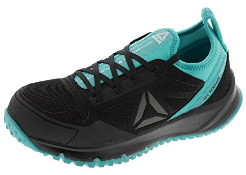 All Terrain ST EH SR (7.5 B(M) US, Black/Turquoise) ()