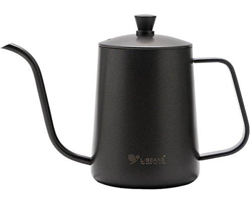 Tea Pot Drip - 600ML Hand Drip Coffee Pouring Kettle Pour Over Gooseneck Tea Pot