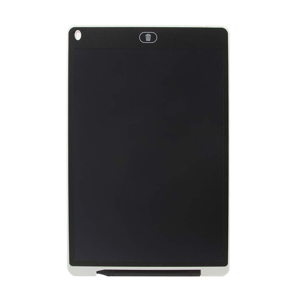 KINGWEI New 12 Inch LCD Writing Tablet +Neoprene Sleeve Case (White) by KINGWEI (Image #7)