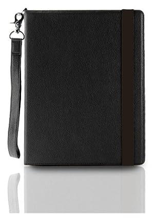 TUNEWEAR iPad用PUレザーケース TUNEFOLIO for iPad ブラック TUN-PD-000006