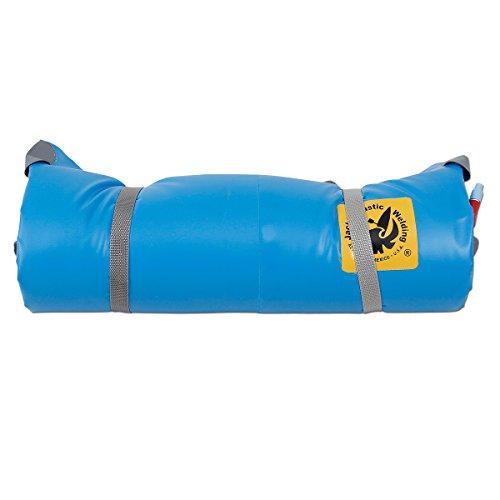 Jack's Plastic Welding Large Paco Sleeping Pad, Light Blue, 71400.01.102 ()