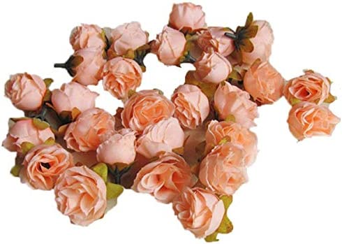 Blesiya 100pcs Artificial Silk Leaves Garland Wedding DIY Decorative Craft