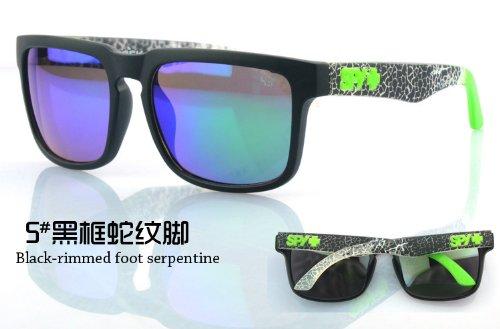 6551de111a73d 2013 Fashion Mens Spy Eyewear Retro Personalized Sunglasses 19 Styles to  Choose (05) - Buy Online in UAE.