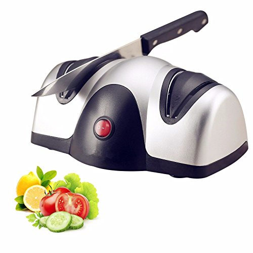 Electric Knife Sharpener Professional 2 Stage Chefs Choice New Home Kitchen Tool by USA Best Seller