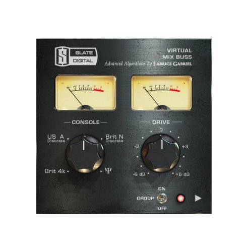 Digital Audio Plug Ins - Steven Slate Digital Virtual Console Collection