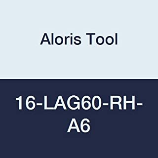 product image for Aloris Tool 16ER-LAG60-RH-A6 Partial Profile Triangular Threading Insert, 60 Degree