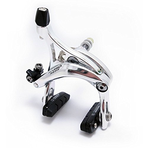 Tektro R539 Dual Pivot Rear Brake Caliper - 47-57mm, Hex Nut, ()