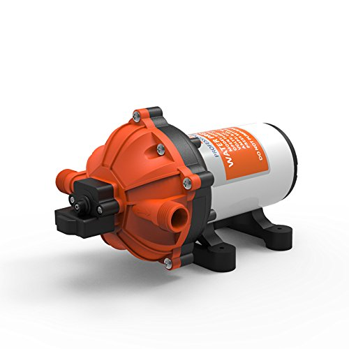 Eteyo Caravan Rv Boat Marine Water Diaphragm Pump 20l Min