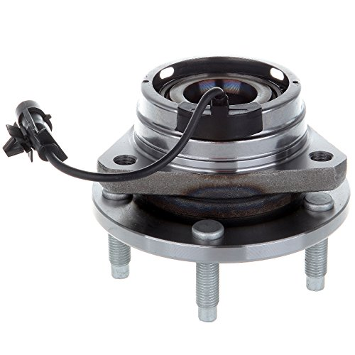 - SCITOO Wheel Hub Bearing for Chevrolet Malibu Pontiac G6 Saturn Aura 2004-2012 Compatible for OE 513214 Front 5 Bolts W/ABS