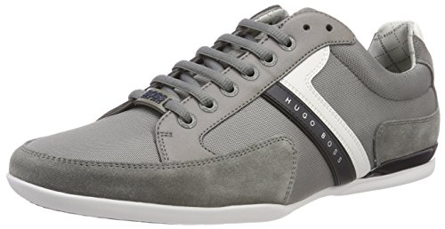 Herren BOSS Grey Sneaker Grau Medium 038 Spacit BgPxwqg