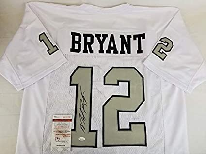best website f2a48 0ee80 Martavis Bryant Raiders Signed Jersey JSA Witness Autograph ...