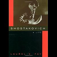 Shostakovich: A Life book cover