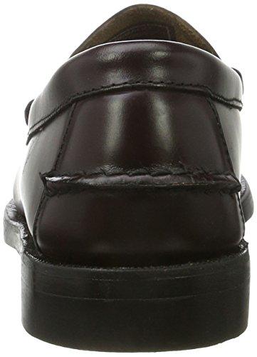 Sebago Uomo Mocassini Cordo Rosso Leather Classic wSCqw18