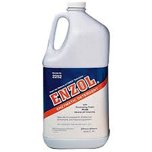 J&J Health Care Syst Inc 532252 Enzol Enzymatic Detergent 1 Gallon Container,J&J Health Care Syst Inc - Each 1