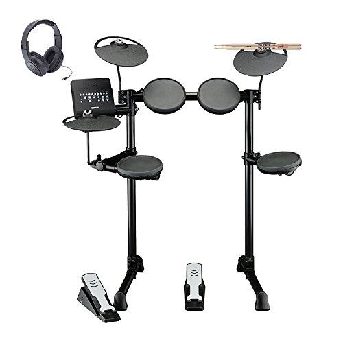 yamaha dtx electronic drum set - 2