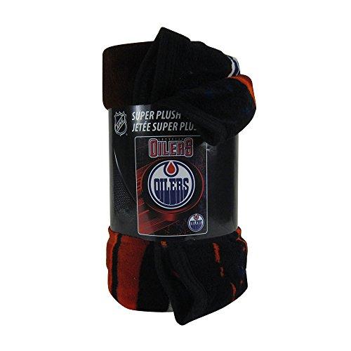 Edmonton Oilers Blanket Oilers Fleece Blanket