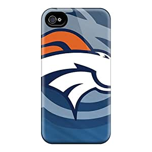 High Quality Phone Case For Iphone 6 With Unique Design Attractive Denver Broncos Image JonBradica
