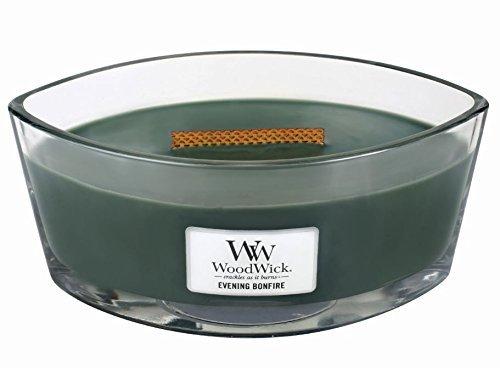 Evening Bonfire Hearthwick Ellipse Candle