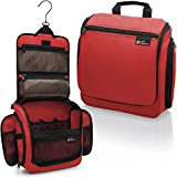 Best Hanging Travel Toiletry Bags - Hanging Toiletry Bag for Men and Women Review