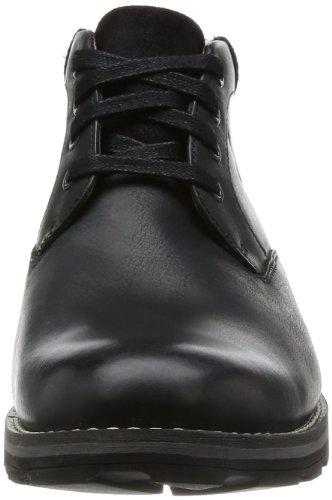 Clarks, Naylor Mid black, Naylor Mid, Größe 8,5, Schwarz/20356525