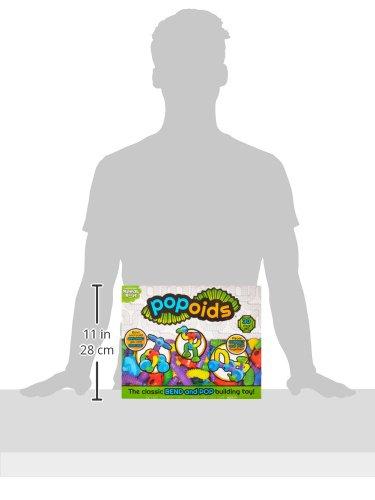 Kahootz Popoids 30 Pc Toys 01565 Kit Kahootz