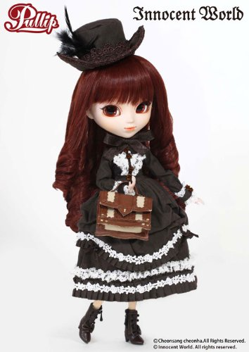 "Pullip Dolls Innocent World Fraulein 12"" Fashion Doll 4"