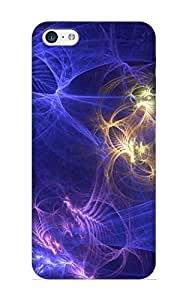 meilinF000Abstract Fractal Case Compatible With iphone 5/5s/ Hot Protection Case(best Gift Choice For Lovers)meilinF000