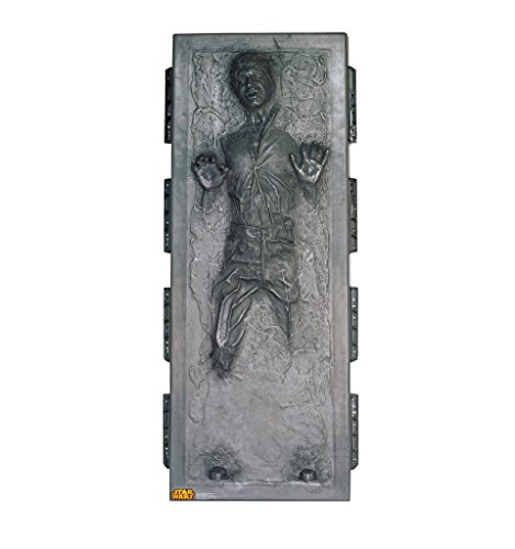 Han Solo in Carbonite - Star Wars Classics (IV - VI) - Advanced Graphics Life Size Cardboard Standup
