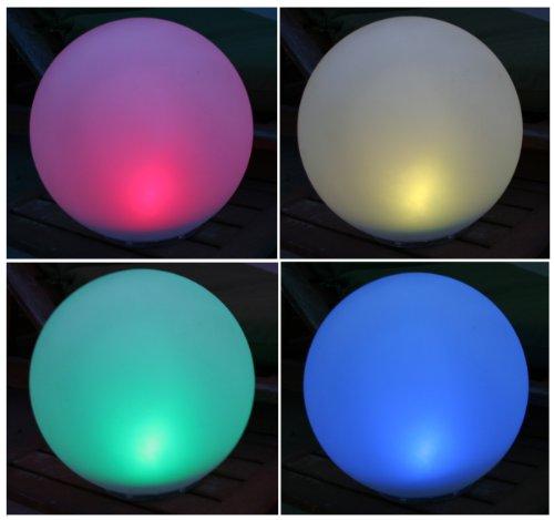 Britta Products Solar Garden Globe LED Centerpiece Table Light, Rattan  Base: Amazon.ca: Patio, Lawn U0026 Garden