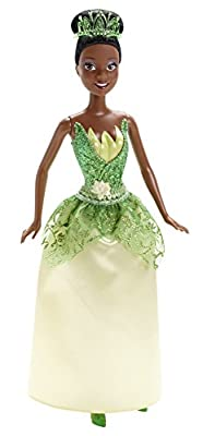 Disney Sparkle Princess Tiana Doll | Learning Toys