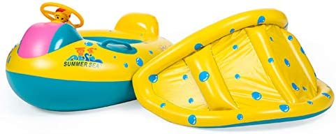 Scelet Bebé Inflable Piscina Flotador Anillo de natación ...