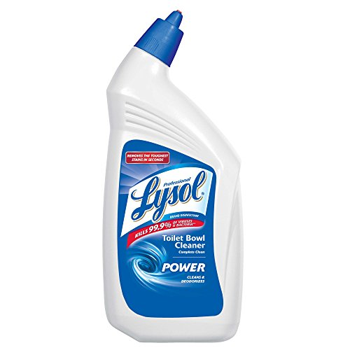 Professional Lysol Toilet Bowl Cleaner  384Oz  12X32oz