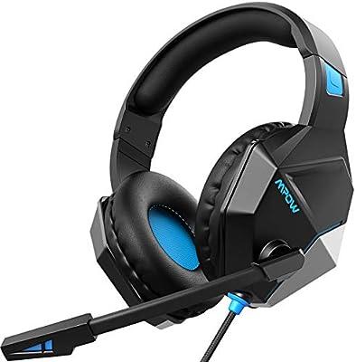 Mpow EG10 Auriculares Gaming(Nueva Versión)para PS4, PC, Xbox ...
