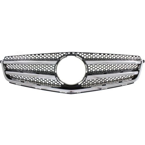 Go-Parts ª OE Replacement for 2008-2011 Mercedes Benz C63 Amg Grille Assembly 204 880 10 83 MB1200158 For Mercedes-Benz C63 AMG