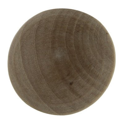 Amerock BP813WD 1-1/2'' Unfinished Wood Knob