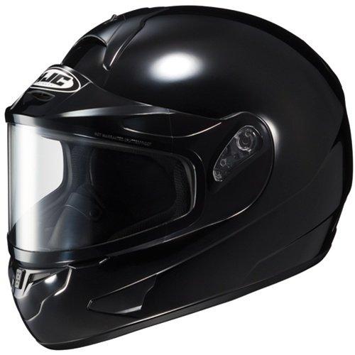 HJC CL-16 Snowmobile Helmets - Black - - 16 Helmet Snowmobile