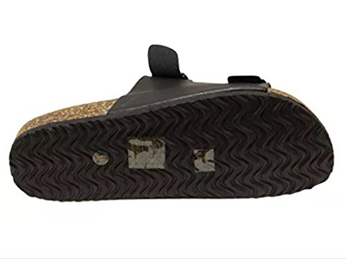 Pictures of ANNA Womens Light Weight Cork Platform Double 3