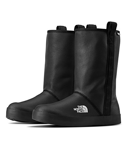 The North Face Women's Basecamp Rain Boot Shorty - TNF Black & TNF Black - 9