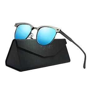 GAMT Vintage Sunglasses Polarized for Men Women Driving Classic fashion Frame Sun Glasses 100% UV400 Protection