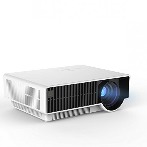 Android os video portable projector high tech mini for High resolution mini projector