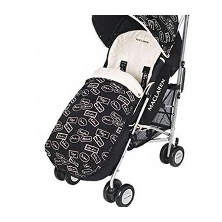 Maclaren Lulu Guinness This is the Life Footmuff